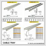 CABLE TRAY-2 PT DELTA JAYA ENGINEERING
