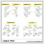 CABLE TRAY-3 PT DELTA JAYA ENGINEERING